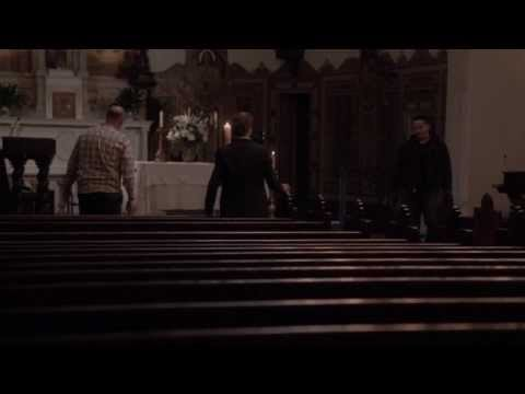 "The Mentalist 6x08- Jane, Bertram:""I´m not Red John""(church  scene)"
