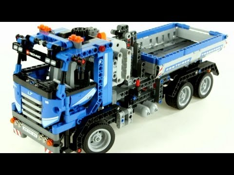 LEGO Container Truck (Lego 8052) – Muffin Songs' Toy Review