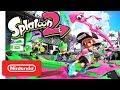 Splatoon 2 Nintendo Switch Presentation 2017 Trailer
