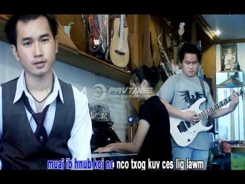 LeeKong Xiong and PajZaub Thoj- Kuv Lub Siab Lwj Tag