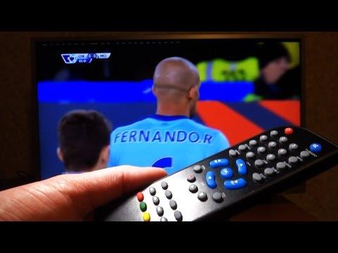 Цифровой ТВ тюнер DVB T2 приставка для телевизора