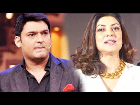 Sushmita Sen Speaks Up On Her Clash With Kapil Sha