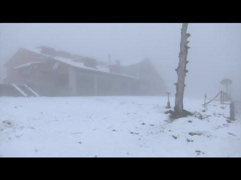 Ισχυρές βροχοπτώσεις στα πεδινά της χώρας – Χιόνια στα ορεινά