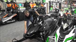 1. 2016 Arctic Cat ZR 8000 137