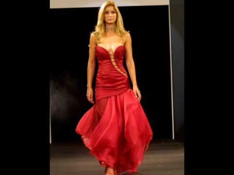 vestidos de festa com decote