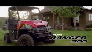 9. 2016 Polaris : RANGER 500 Launch Video