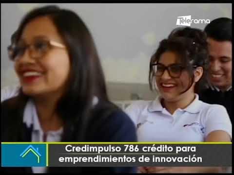 Credimpulso 786 crédito para emprendimientos de innovación