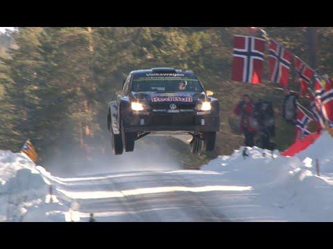 WRC Rally Sweden 2015 - Motorsportfilmer.net
