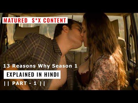 13 Reasons Why Season 1 #explained in hindi (Part - 1)