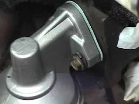 Fuel Pump Replace 1984 Pontiac