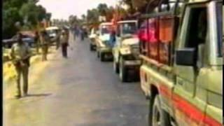 Eritrea, Segeneiti And Dekemhare Martyrs Funerals From Tv 20 June 1993