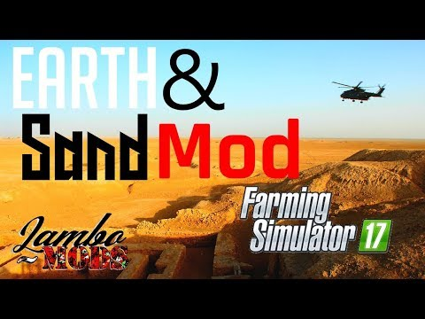 Earth and Sand v1.1 Beta