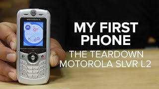 Here at iFixit, we like to reminisce about our old phones, and just how good they were to us. Whether we bought them to text our crush, play snake,  we never knew exactly what made them work. Join us as we explore the insides of our first phones by tearing them down.Today Jairo—Video Guy #2—Shows us the guts of his first phone, The Motorola SLVR L2.Subscribe to our channel for all our latest teardown and repair videos!https://www.youtube.com/subscription_center?add_user=ifixityourselfFollow us on Twitter: https://twitter.com/ifixitCheck us out on Facebook: https://www.facebook.com/iFixit