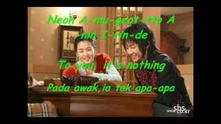 Video OST MY GIRL-Neul/Always-Tree Bicycle (with malay sub) MP3, 3GP, MP4, WEBM, AVI, FLV Maret 2018