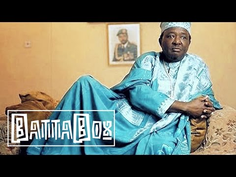 Buried alive with the Ooni in Nigeria - or would you RUN like the Abobaku??