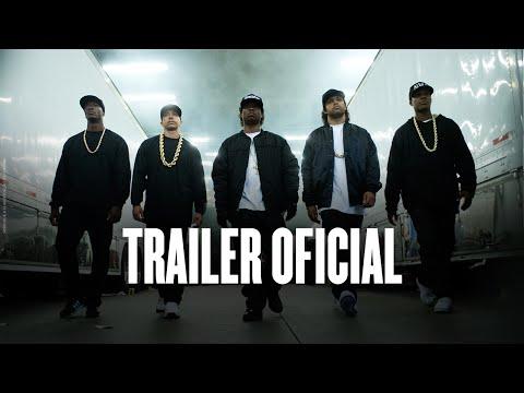 Straight Outta Compton - A História do N.W.A. - Trailer Oficial