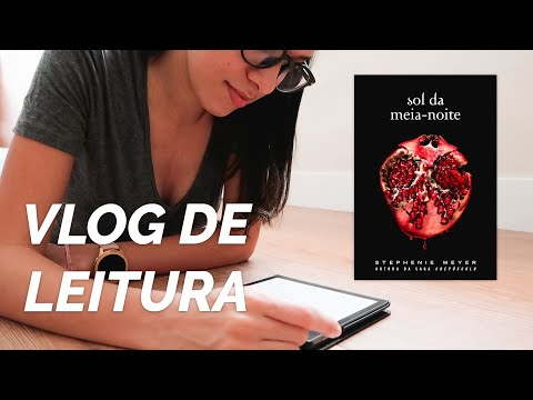 EU LI SOL DA MEIA-NOITE EM UM DIA 📚// Barbara Sá