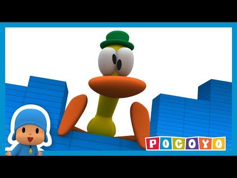 Pocoyo português Brasil - Pocoyo - Blocos musicais (S01E49)