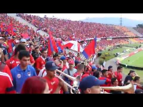 DIM 1 Alianza 2 / Entra La Murga Del Indigente - Rexixtenxia Norte - Independiente Medellín