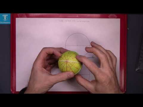 Orthographic Projection The Sphere (intro)
