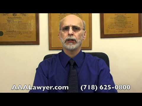 New York Bankruptcy Attorney   Filing Chapter 7 Bankruptcy in NY with a Personal Injury Claim (BE38)