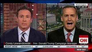 Video Lewandowski: Sure, Russians meddled -- for Hillary Clinton (CNN interview with Chris Cuomo) MP3, 3GP, MP4, WEBM, AVI, FLV Juli 2018