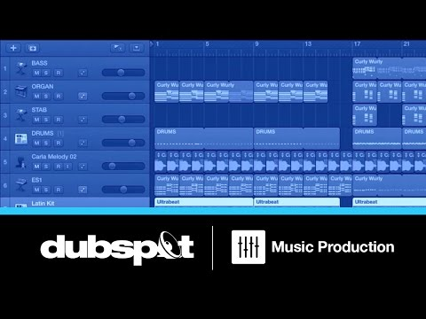Logic Pro X Tutorial – Humanizing Your House Music Drums w/ Matt Shadetek