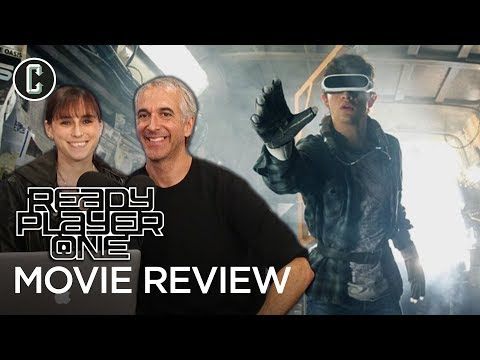 Ready Player One Movie Review - Does Spielberg Turn Nostalgia Into Movie Magic?