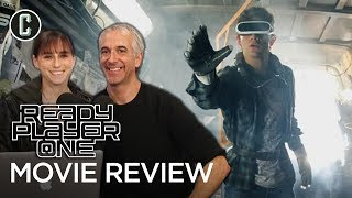 Video Ready Player One Movie Review - Does Spielberg Turn Nostalgia Into Movie Magic? MP3, 3GP, MP4, WEBM, AVI, FLV Maret 2018