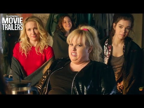 Pitch Perfect 3 - Last Call Pitches ALL Clips and Trailer Compilation