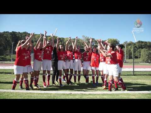 Les filles de l' Etoile Mouzillon Football ont laissé une belle image à Lisbonne lors du tournoi de Lisbon Football Youth Cup d'octobre 2017