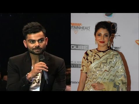 Virat's first reaction on doing film with Anushka Sharma