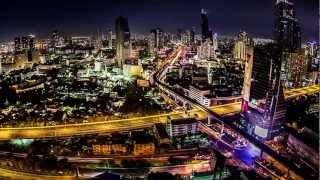 HDR Time Lapse  - Bangkok City Of Life [THESIS]