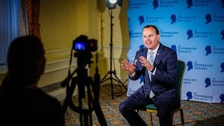 Click to play: Senator Mike Lee on the Role of Congress