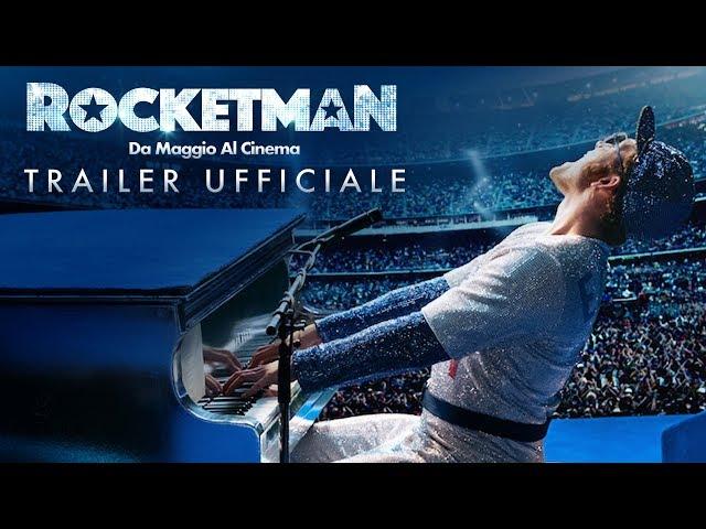 Anteprima Immagine Trailer Rocketman, trailer ufficiale italiano