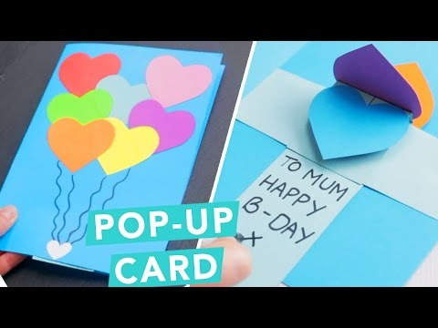 3D Pop-Up Card | Nailed It (видео)