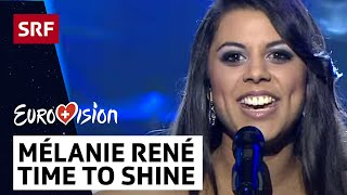 Mélanie René Mit «Time To Shine»