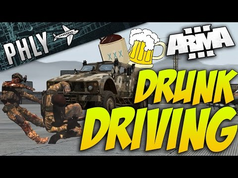 drunk driver - Arma 3 Takistan Gameplay - Drunk Driver In Takistan As my police career continues I have to put my skills from the academy to good use and crack down on drunk driving. Shermans Channel!!...