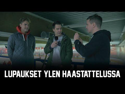 Entiset lupaukset YLEn haastattelussa (YLE Urheilu 4.4.2016)