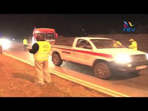 NTSA impounds private cars operating as PSVs (видео)