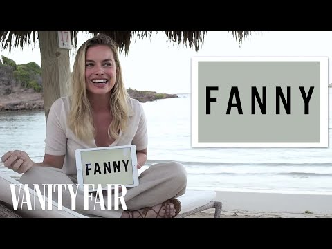 Margot Robbie Defines 50 Australian Slang Terms in 4