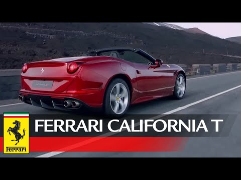 ferrari california t - video ufficiale