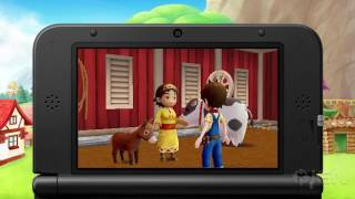 Harvest Moon: Skytree Village Trailer - E3 2016 by IGN