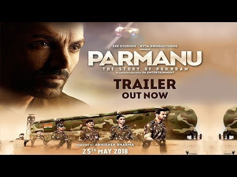 PARMANU Trailer Teaser (2018)