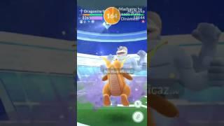Pokémon GO Bariloche - 2 vs Machamp Raid!