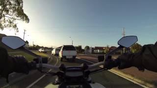 5. Ducati Diavel AMG Daily Commute