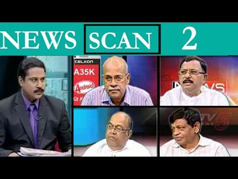 Dont try to blackmail us, Congress warns govt | News Scan | Part-2 : TV5 News