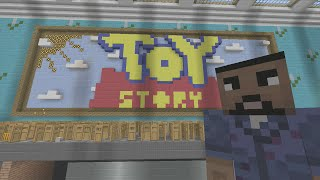 Minecraft Xbox - Toy Story 2 Adventure Map - Let's Begin (1)