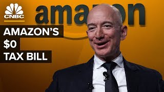 Video How Amazon Paid $0 Federal Income Tax in 2018 MP3, 3GP, MP4, WEBM, AVI, FLV Juli 2019