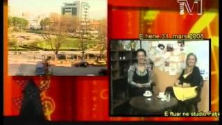 Fatjeta Barbullushi  - Intervistë  Tek Mulliri I Mëngjesit